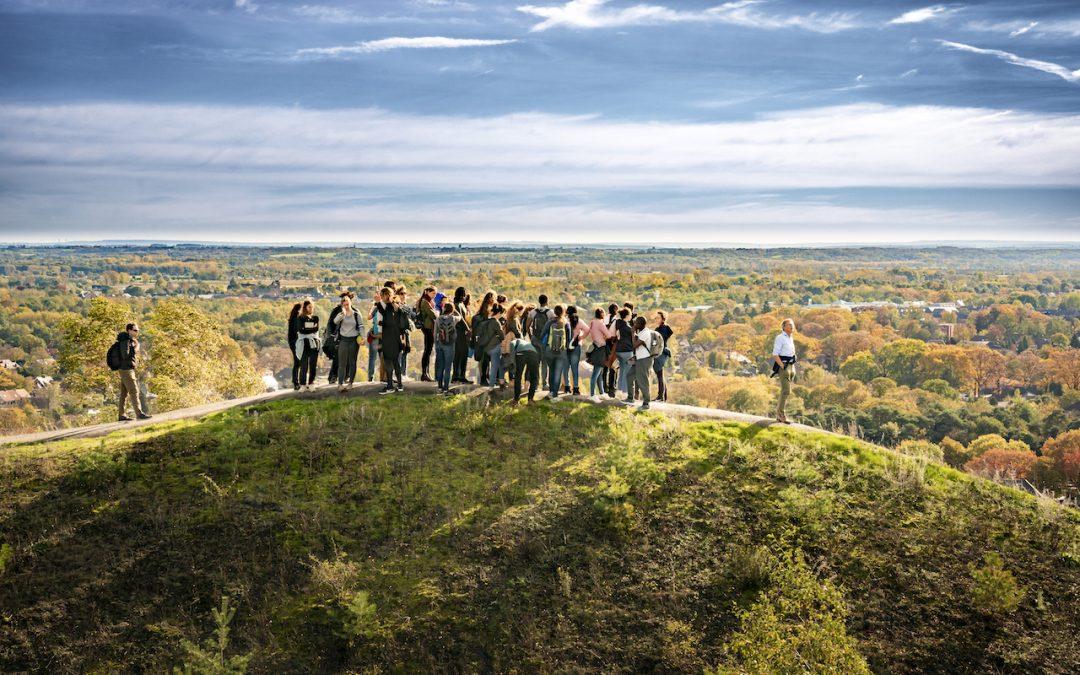 Excursion to Hoge Kempen National Park