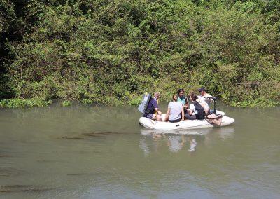 Aquatic Boat