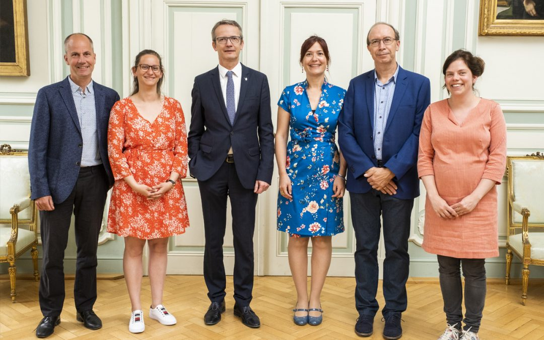 "Interview: Prize of the Education Council 2018-2019 for the course ""Sustainable Development Living Lab and Project"""