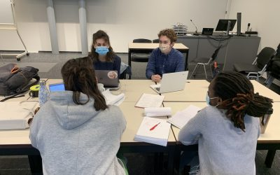 Experimental learning for Environmental Change
